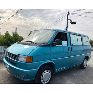 售 1997年 T4 短軸 原廠手排 2.0