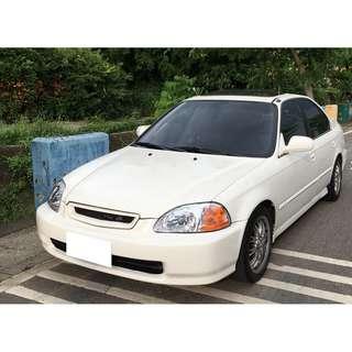 售 1997年 喜美 k8 四門
