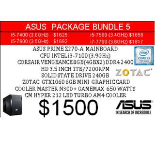 Asus Package Bundle 5