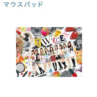 【Preorder】Twice JP Candy Pop Official Mousepad