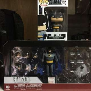 DCC Batman the animated series Starter Pack