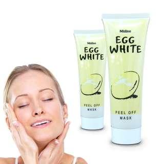 Mistine Egg White Mask(PO)