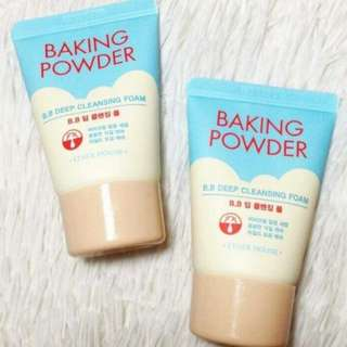 etude baking powder