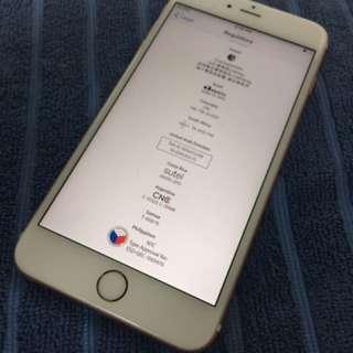 iPhone 6SPlus 64gb (Rosegold) FACTORY UNLOCK