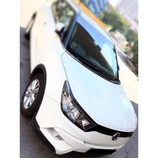 Ssangyong Brand New Tivoli 1.6 Petrol Auto