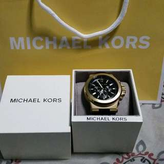 Michael Kors watch Authentic quality