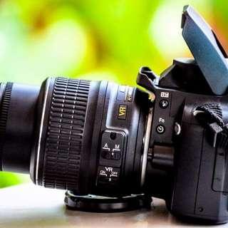 D40 Nikon Dslr for Photography Study