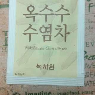韓國天然康福茶清淡爽口開胃茶品小包裝一起賣