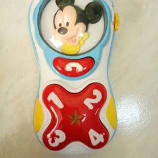 Mickey Phone
