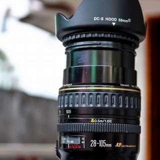 Canon 28-105mm Lens Autofocus