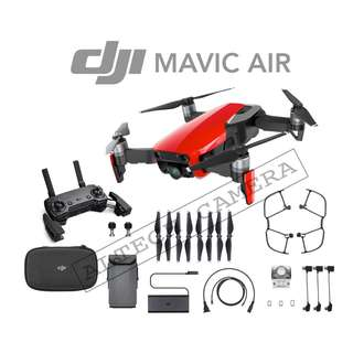 Brand New DJI Mavic Air - Standard @READY STOCK (FREE 16GB CARD) **CNY SPECIAL PROMO**