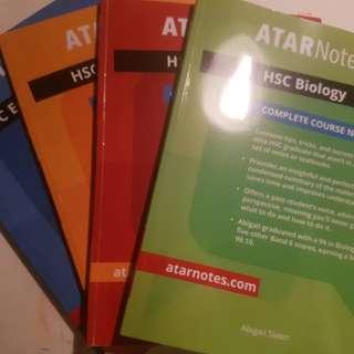 ATAR Notes 2016