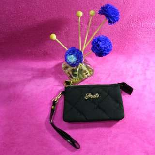 Authentic posh small dual pouch
