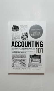Accounting 101 hardcover