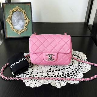 Chanel Lambskin Mini Flap