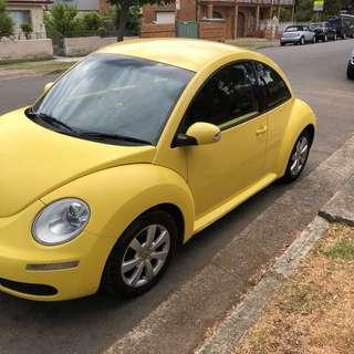 Vw Beetle 1.6l petrol 2006