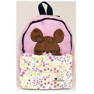 The bears' school 小熊學校 背包
