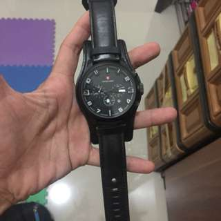 Swiss Army Double Strap