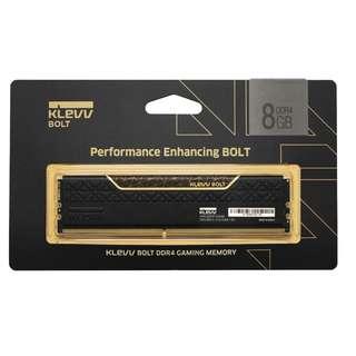 KLEVV BOLT DDR4 8GB 3000mhz CL15 1.35V Gaming Memory BOLT