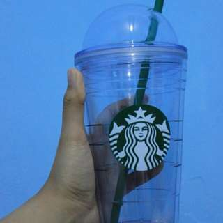 Starbucks tumblr venti