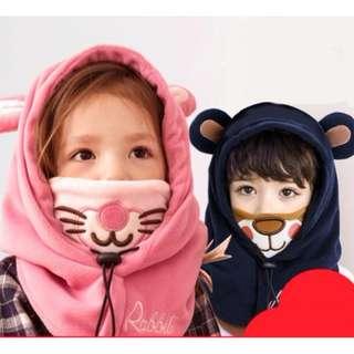 Little Kids Multi Function Winter Hat - 3R2
