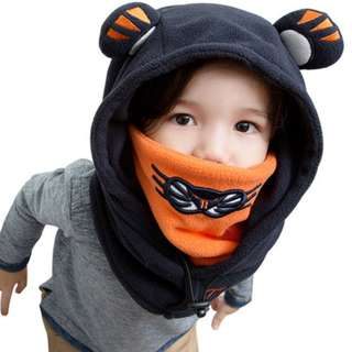 Little Kids Multi Function Winter Hat - 3R2