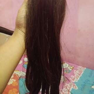 Haircipl 3 rambut brown
