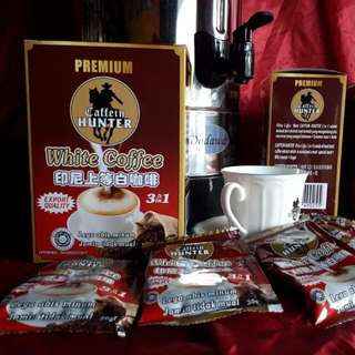 Premium White Coffee