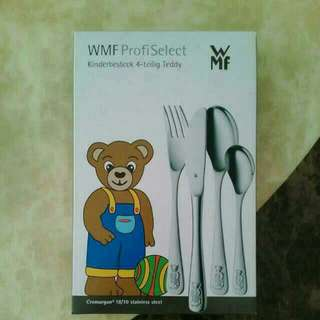 Fork & Spoon set. Brand New WFM Stainless steel.