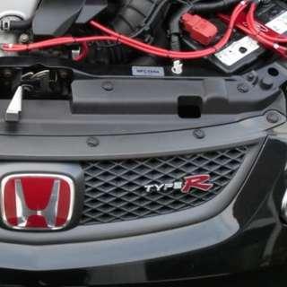 TypeR Grill Emblem For Honda