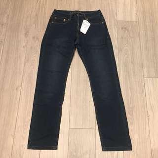 全新日本 As Known As 藍色牛仔褲 (Free Size)