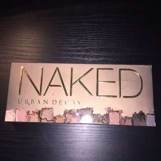 Authentic Urban decay Naked Pallet