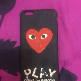 Case CDG Iphone 6+