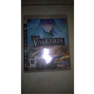 "Kaset CD DVD BD PS3 Playstation 3 ""Valkyria Chronicles"""