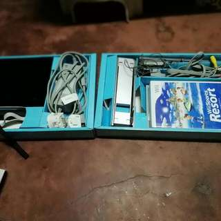 Nintendo Wii W/ Free 2 Games 110v 2kphp Only