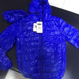 Toddler boy's winter jacket