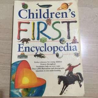 Children's FIRST Encyclopedia