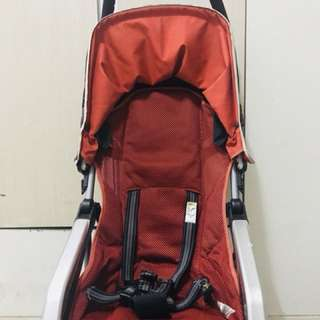 COMBI Stoller Red