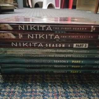 Nikita Series #xmas25