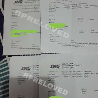 Trusted seller ! JNE receipts !