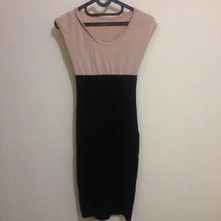 Dress Bodycon GRATIS ONGKIR