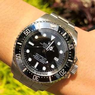 { SOLD } Rolex seadweller [ CERAMIC ]