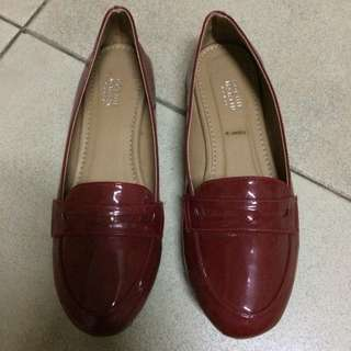 SOPHIE MARTIN FLAT SHOES