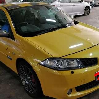 Renault Megane 2.0M RS