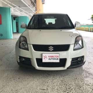 Suzuki Swift Sport Auto 1.6