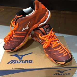 Mizuno Shoes NEW Wave Stealth 3