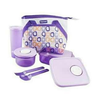 Cosmo Violet Tupperware