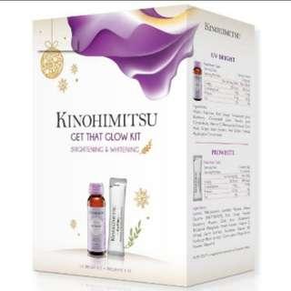 Kinohimitsu Get That Glow Kit