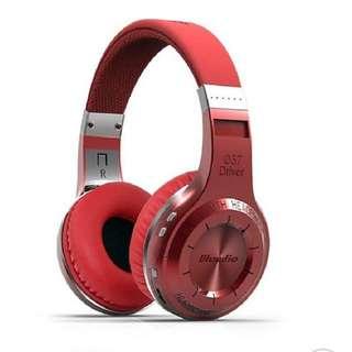 BlueDio H Turbine Hurricane Bluetooth headphone