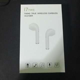 i7 TWS Wireless Earbuds (avaliable in 4 colours)